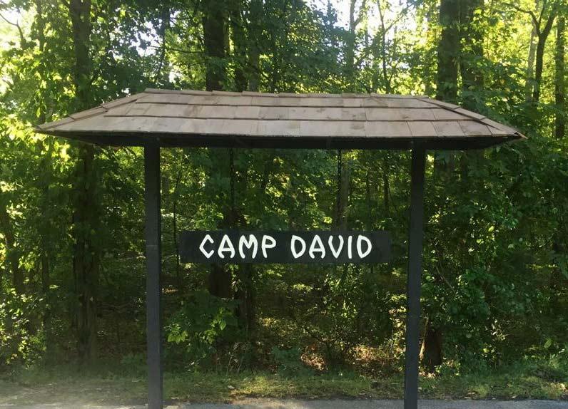 Camp-David-Sign